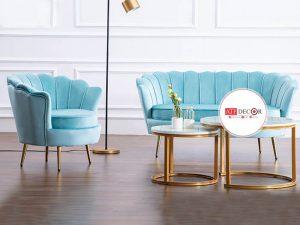 Sofa Văng Nỉ Caruso