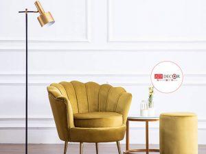 Sofa Đơn Nỉ Caruso